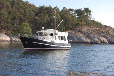 Trawler-modellene